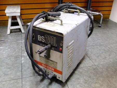 ダイヘン溶接機